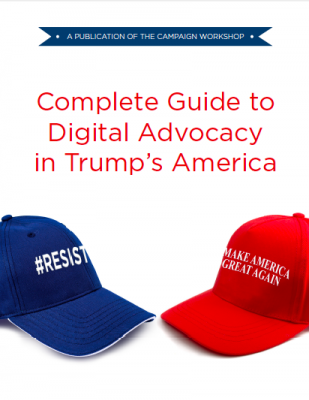 The Complete Guide to Digital Advocacy in Trump's America