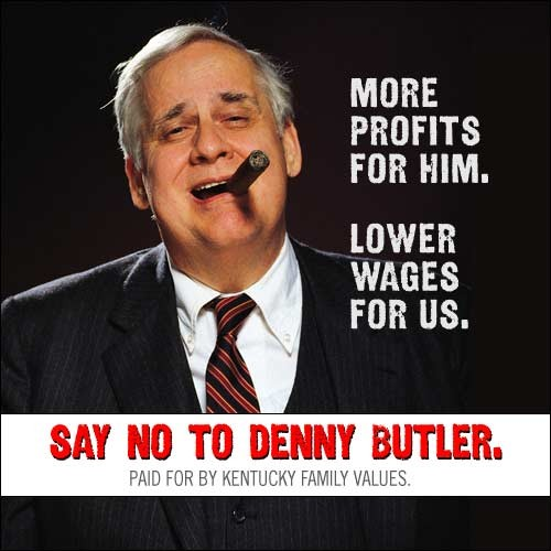 Profits for Him — Kentucky Family Values