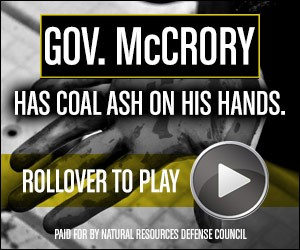 Natural Resources Defense Council digital advertising