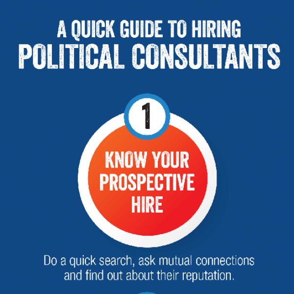 A Quick Guide to Hiring Political Consultants