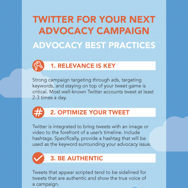 Twitter for Your Next Advocacy Campaign